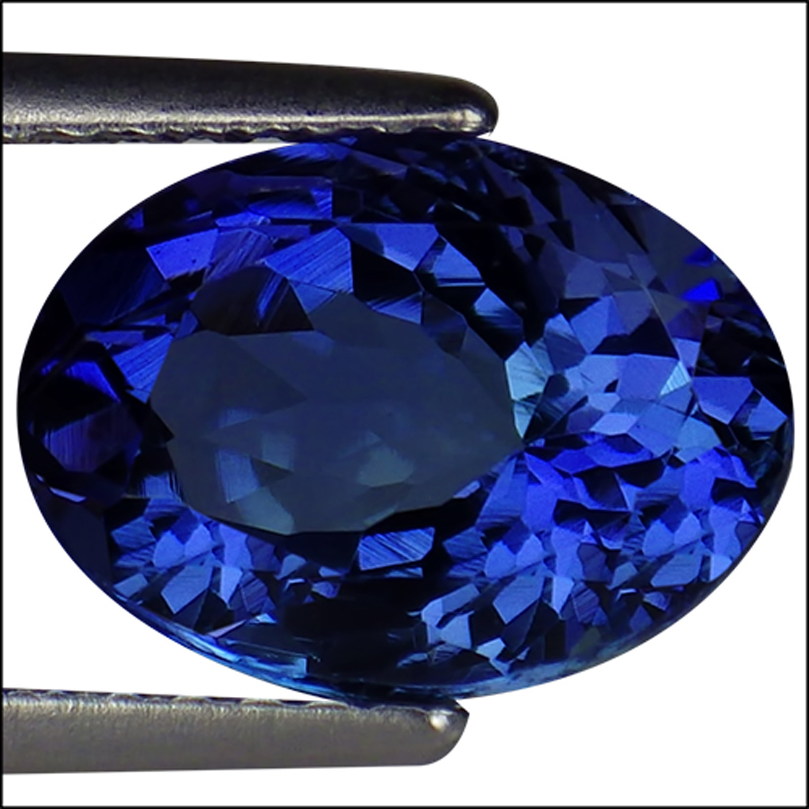 jewelry ring affair more loose bridal tanzanite rare grade d investment aaa cornflower natural pendant cut blue certified and natura necklace engagement triangle products my block cts for trillion